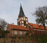 Sanktuarium Świętego Krzyża w Klebarku Wielkim